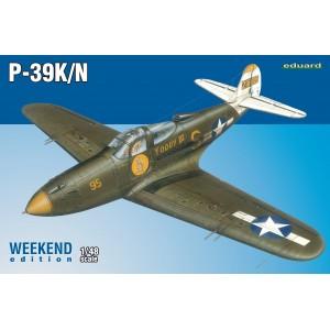 P-39K/N Airacobra Weekend...