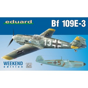 Bf-109 E-3 Weekend edition