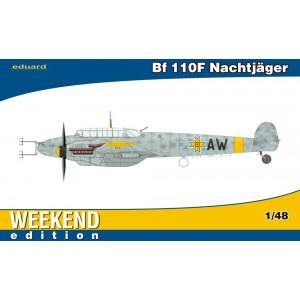 Bf-110 F Nachtjager 1/48