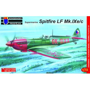 Spitfire LF Mk.IXE/C 1/72