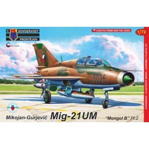 MiG-21UM Mongol-B 1/72