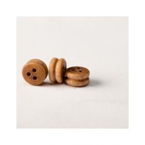 Walnut Deadeyes 5mm