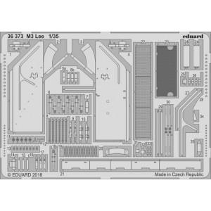 M3 Lee exterior for TAKOM kits