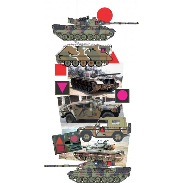 Volkssturm . Tank Hunter. Germany, 1944-1945